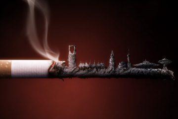 Viêm xoang do khói thuốc gây ra