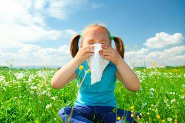 Bệnh viêm mũi dị ứng ở trẻ em