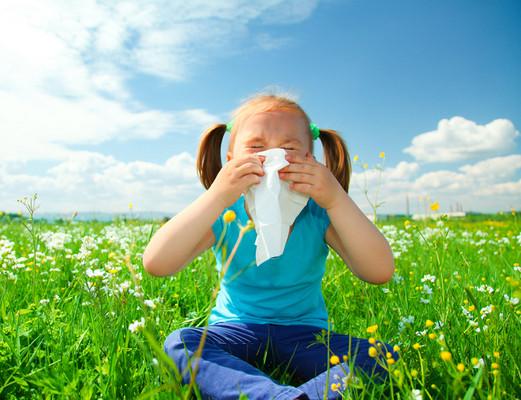 Trẻ ở độ tuổi nào dễ mắc viêm mũi dị ứng? 1
