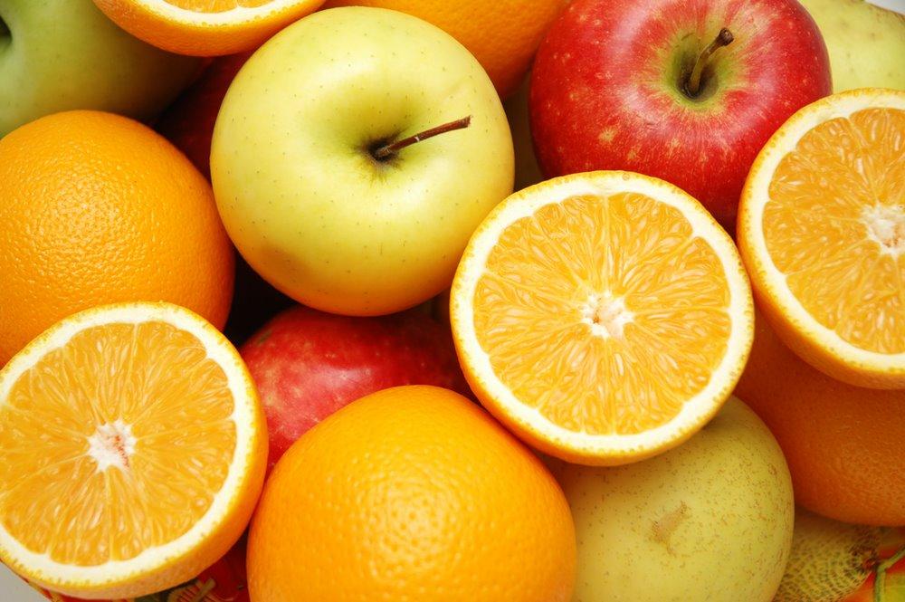 Thực phẩm giàu vitamin C: 1