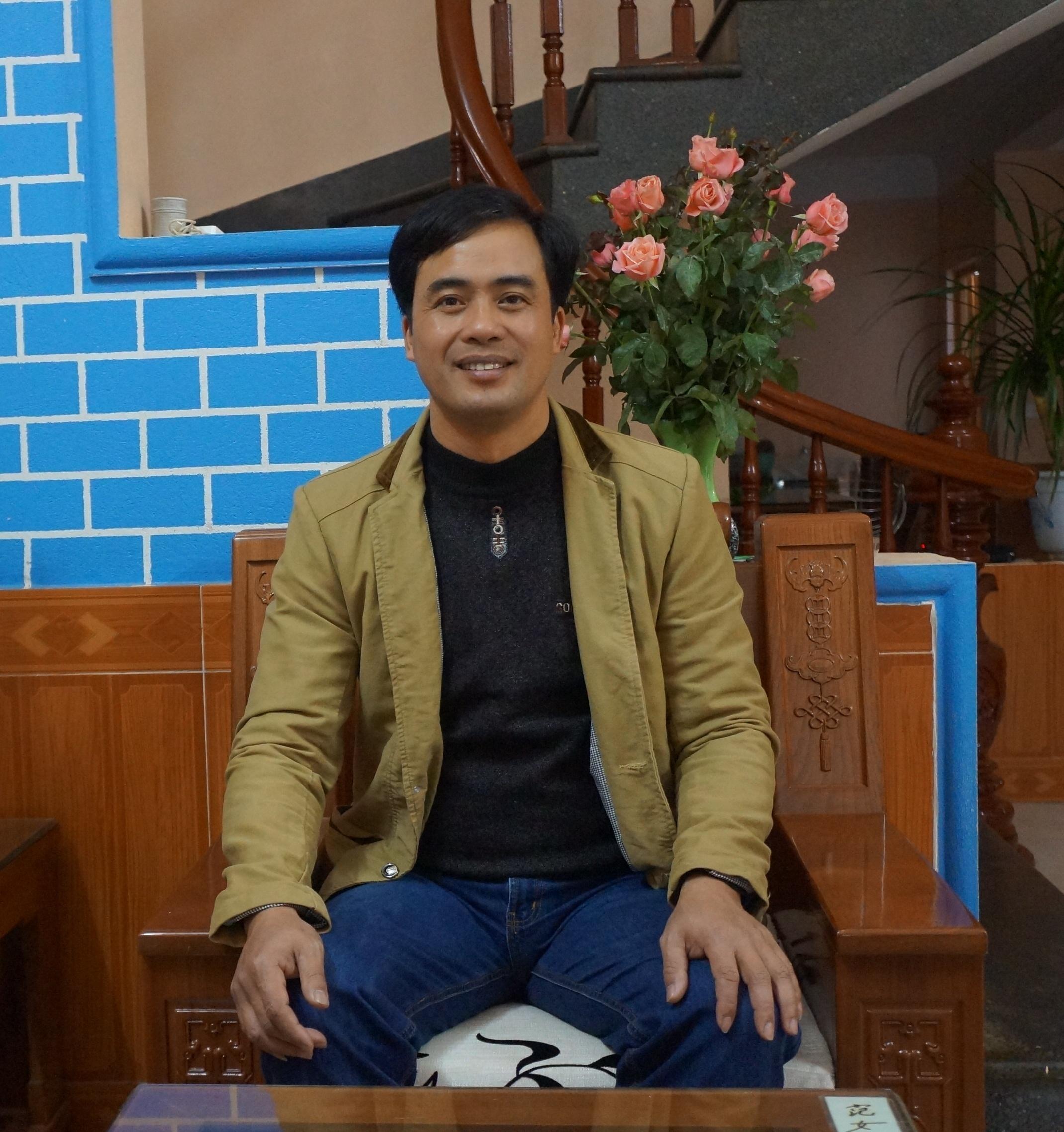 Anh Phạm Thành Trung (Sóc Sơn, Hà Nội)