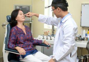 Bài thuốc chữa viêm xoang, viêm mũi dị ứng với ngó sen 1