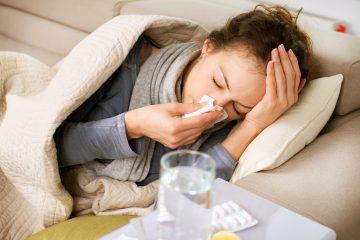 Để không bị tái phát viêm xoang khi trời lạnh