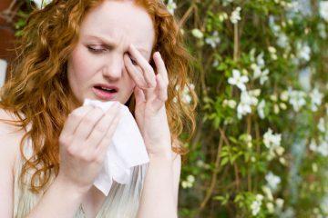 Đối phó với bệnh viêm mũi dị ứng khi xuân về