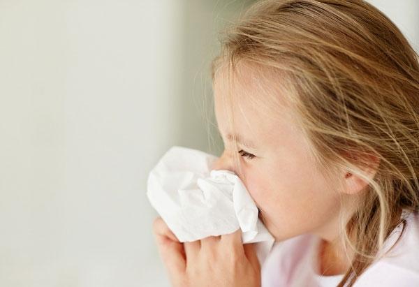 Biến chứng viêm xoang ở trẻ em 1