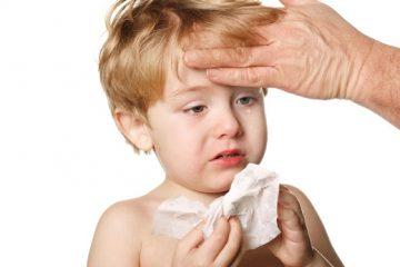 Điều trị viêm xoang ở trẻ em
