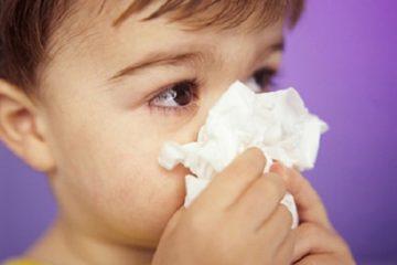 Phòng tránh viêm xoang ở trẻ em hiệu quả