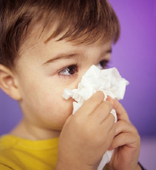 Phòng tránh viêm xoang ở trẻ em hiệu quả 1