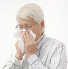 Điều trị viêm xoang ở người già 1