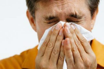 Bệnh viêm xoang ở người già