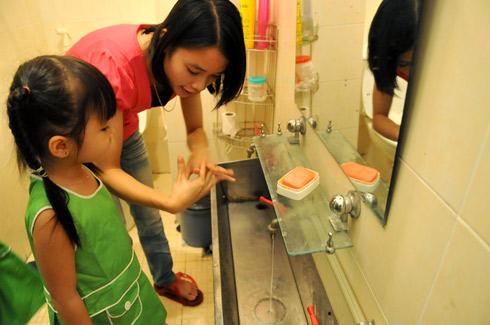 Cách phòng ngừa và điều trị viêm xoang ở trẻ 1