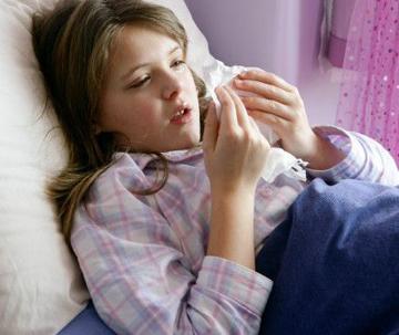 Triệu chứng viêm xoang ở trẻ em 1