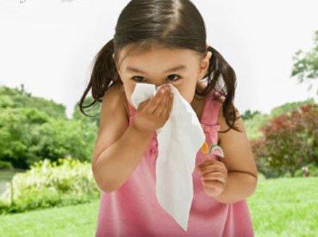 Cách chữa chảy nước mũi ở trẻ em 1