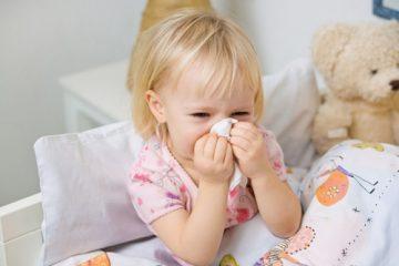 Chữa viêm mũi dị ứng ở trẻ em