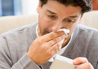 Mẹo chữa chảy nước mũi