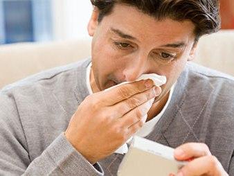 Mẹo chữa chảy nước mũi 1