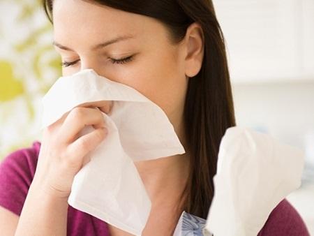 Cách chữa ngạt mũi hiệu quả 1