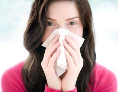 Nguyên nhân gây nghẹt mũi 1