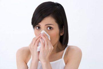 Nước mũi màu vàng là biểu hiện của bệnh gì?