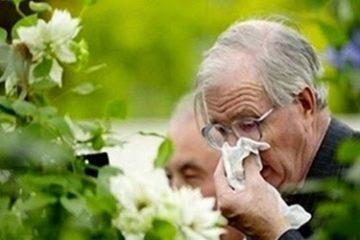 Viêm mũi dị ứng ở người già