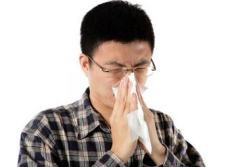 Biến chứng đường thở của viêm xoang