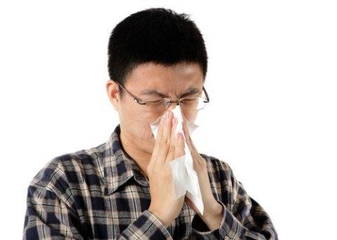 Biến chứng đường thở của viêm xoang 1