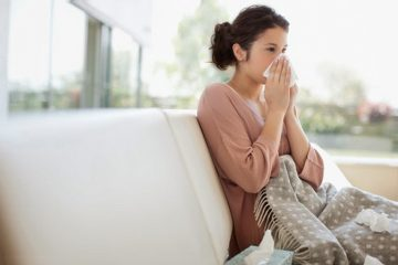 Điều trị chứng chảy nước mũi