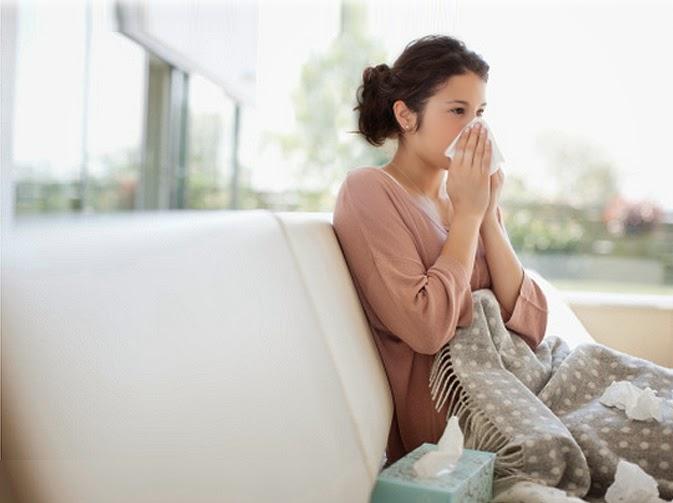 Điều trị chứng chảy nước mũi 1