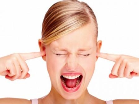 Nghẹt mũi có thể gây ù tai 1