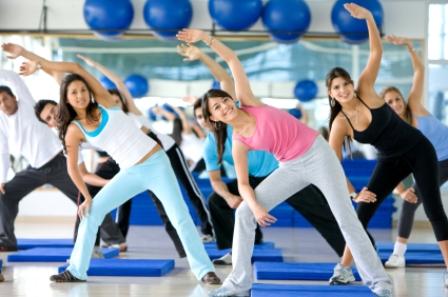 Tập thể dục thường xuyên 1