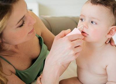 Chăm sóc và điều trị trẻ bị viêm mũi dị ứng như thế nào? 1