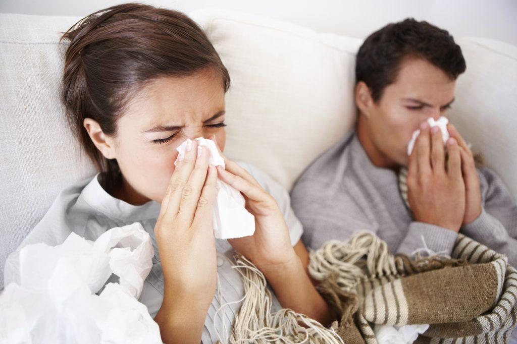 Bí quyết phòng viêm xoang mũi khi giao mùa 1