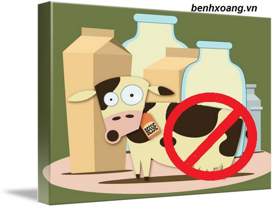 Không ăn nhiều sản phẩm từ sữa 1