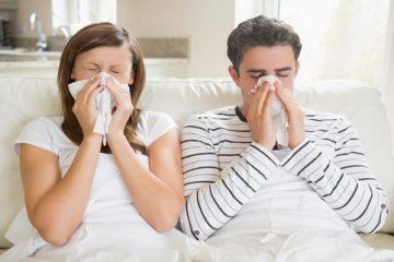 Để viêm mũi, viêm xoang dị ứng không tái phát