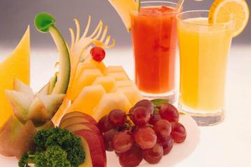 Bệnh viêm xoang nên ăn gì?