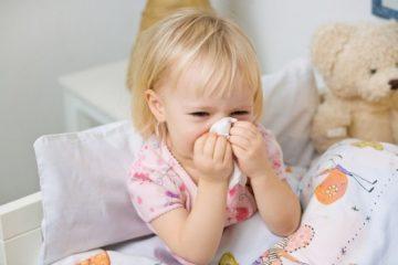 Tìm hiểu bệnh viêm mũi dị ứng ở trẻ em