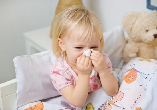 Tìm hiểu bệnh viêm mũi dị ứng ở trẻ em 1