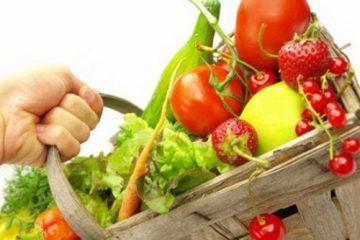 Chế độ dinh dưỡng cho người viêm xoang