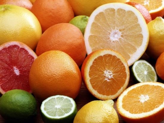 Thực phẩm giàu Vitamin C 1