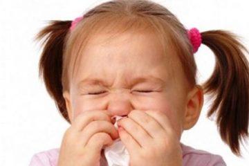 Trẻ bị sổ mũi kéo dài dễ dẫn đến bệnh viêm xoang