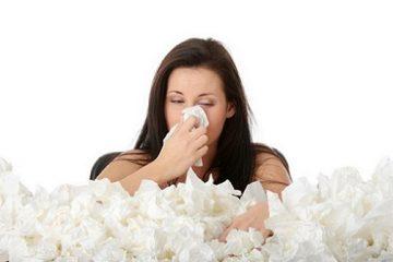 15 mẹo nhỏ chữa nghẹt mũi