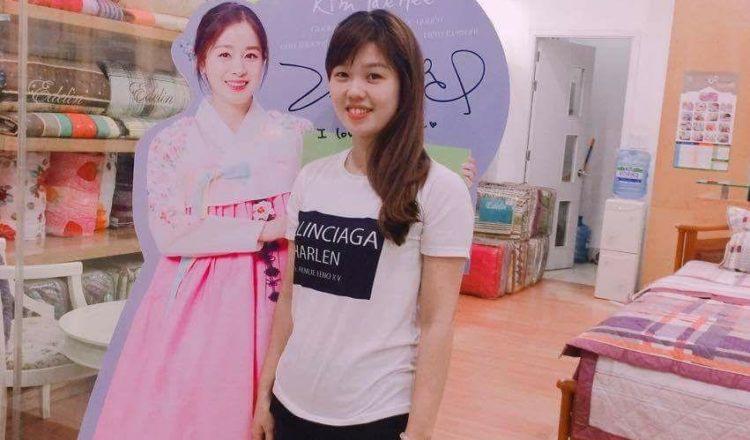 Em gái Kim Tae Hee chia sẻ cách hết viêm xoang cực dễ