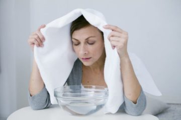 Cách điều trị bệnh viêm xoang sàng tại nhà